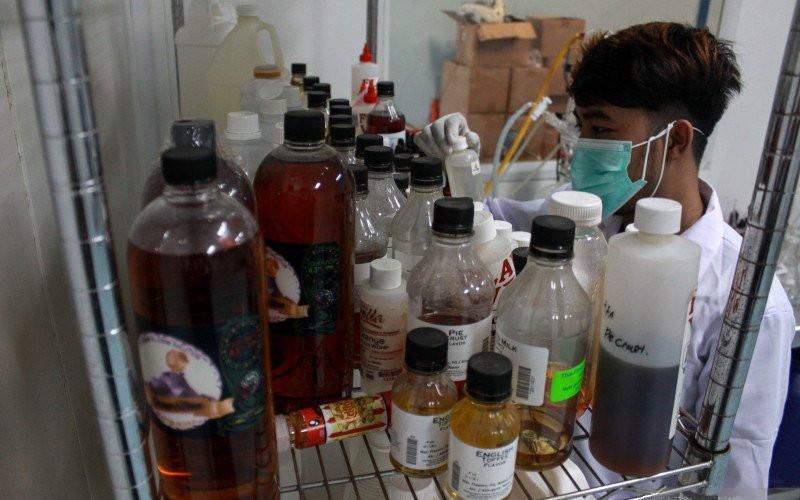 Aliansi Pengusaha Pengantar Nikotin Elektronik Indonesia (Appnindo) meminta agar pemerintah membuat kebijakan cukai yang berkeadilan.  - ANTARA