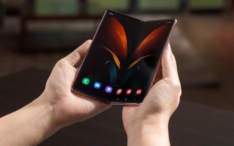 Samsung Galaxy Fold 2. - istimewa