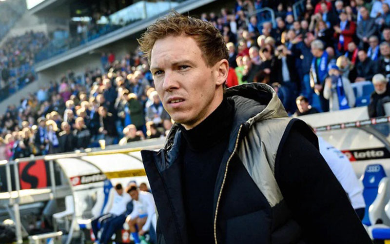 Pelatih RB Leipzig Julian Nagelsmann - Bundesliga.com