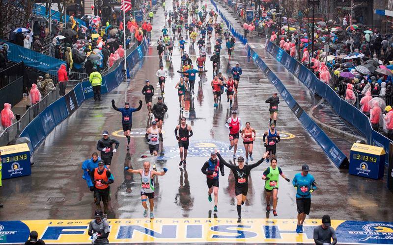 Boston Marathon - NYtimes