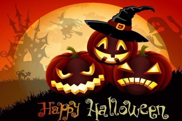Ilustrasi Halloween - Istimewa