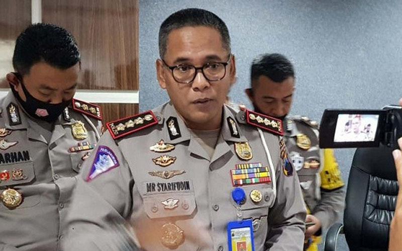 Direktur Lalu Lintas Polda Jateng Komisaris Besar (Kombes) Polisi M. Rudy Syafirudin. - Istimewa