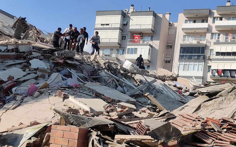 Gempa Turki - NBC