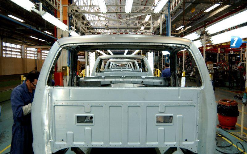 Penutupan pabrik Ford di Brasil adalah upaya membalikkan bisnis merek pabrikan itu di Amerika Selatan yang merugi.  - Bloomberg