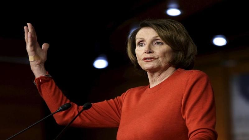Nancy Pelosi. -  Reuters