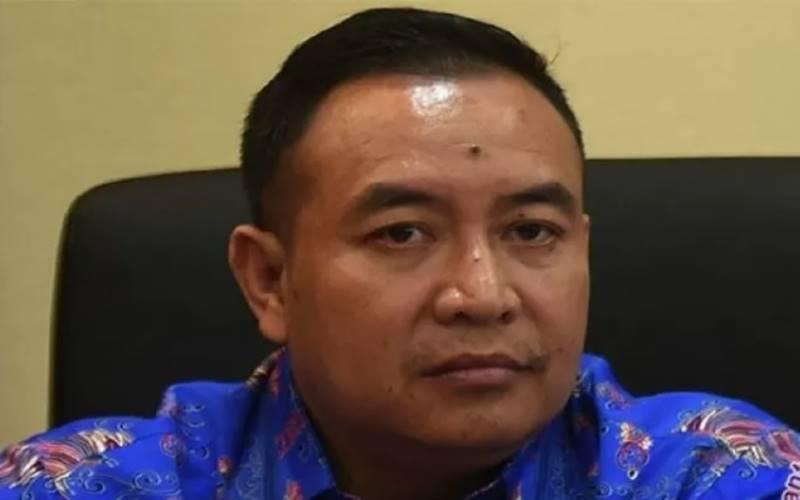 Anggota Fraksi Partai Demokrat Didik Mukriyanto. - Antara