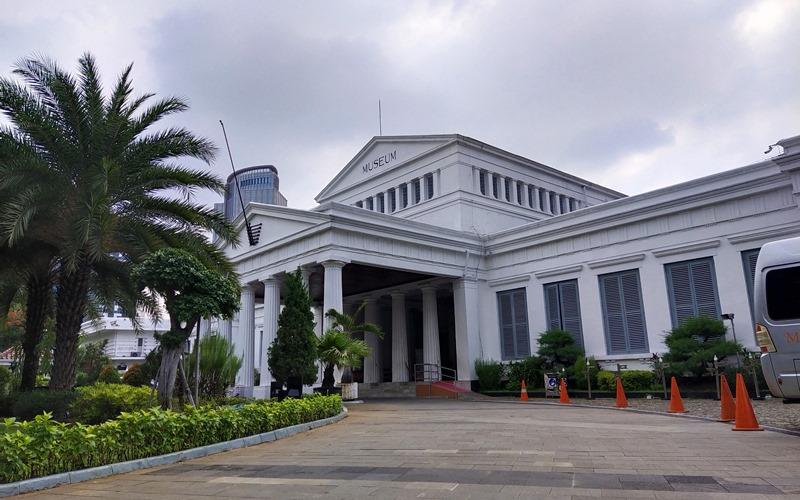 Museum Nasional - Bisnis/Andhika Anggoro