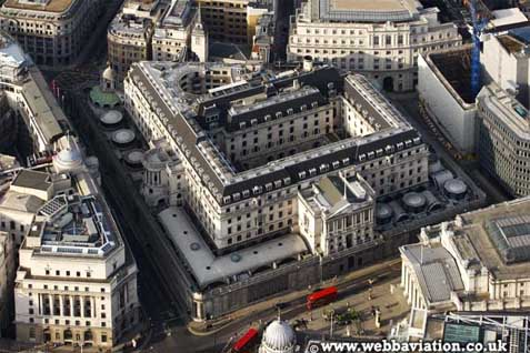 Bank of England - e/architect.co.uk