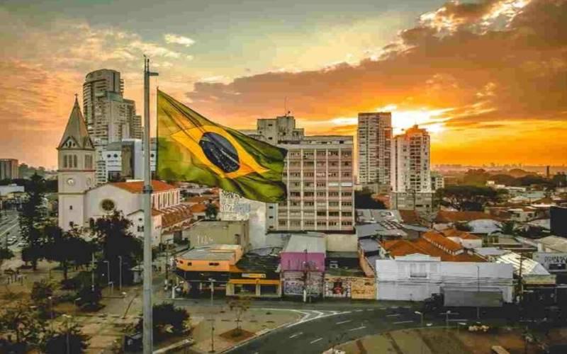 Bendera Brasil - Istimewa