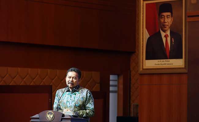 Jaksa Agung ST Burhanuddin/JIBI/Bisnis - Abdullah Azzam