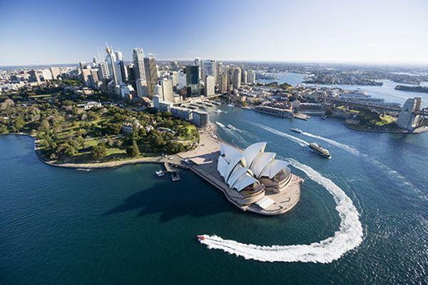 Sydney, Australia - Istimewa