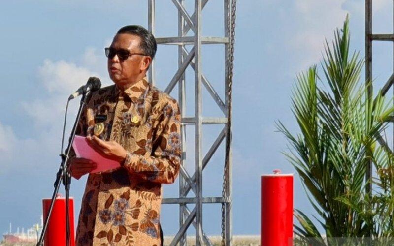 Gubernur Sulawesi Selatan Nurdin Abdullah.