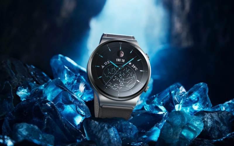 Huawei Watch GT 2 Pro. - istimewa