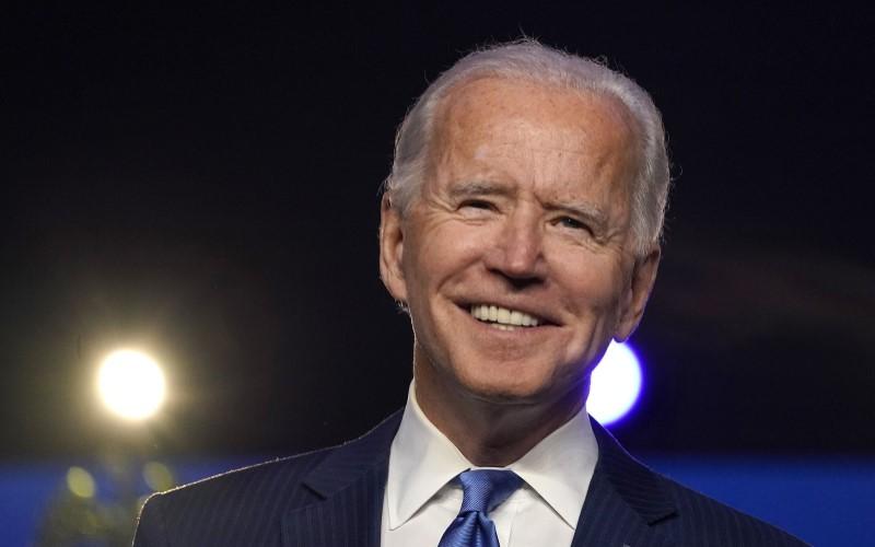 Presiden Amerika Serikat terpilih, Joe Biden. - Bloomberg