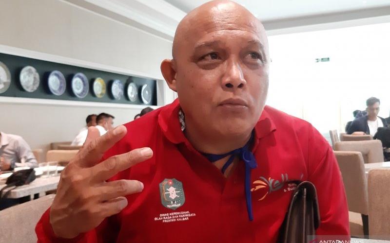 Ketua PHRI Kalimantan Barat Yuliardi Qamal. - Antara