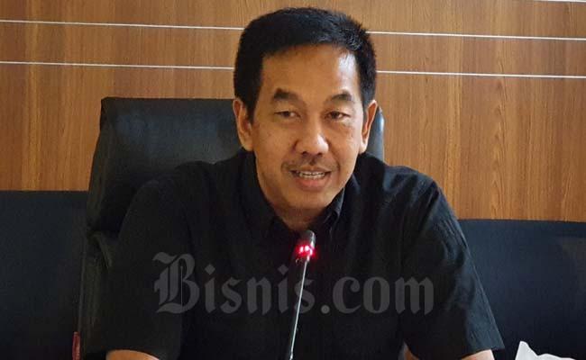 Direktur Utama PT Angkasa Pura II (Persero) Muhammad Awaluddin. - Bisnis/Rio Sandy Pradana