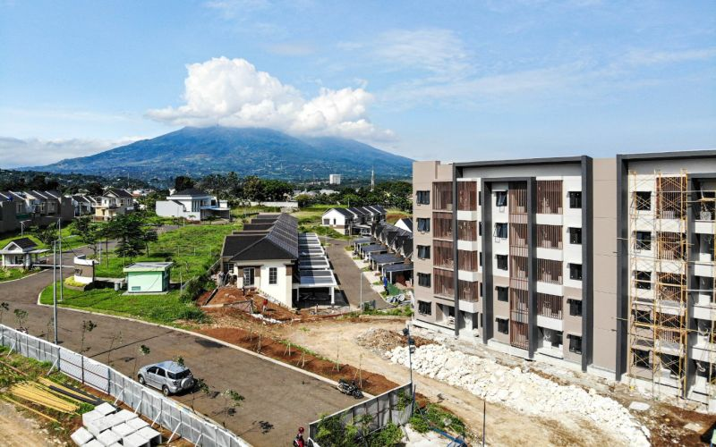 Royal Heights Apartment, Bogor. - Istimewa/Bisnis