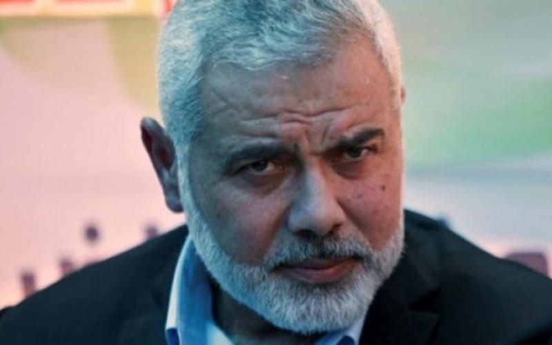 Ismail Haniyeh, Pemimpin Hamas/Antara - REUTERS/Mohammed Salem)