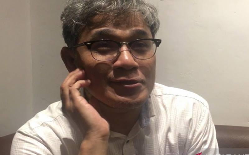 Politisi PDI Perjuangan Budiman Sudjatmiko. - Antara