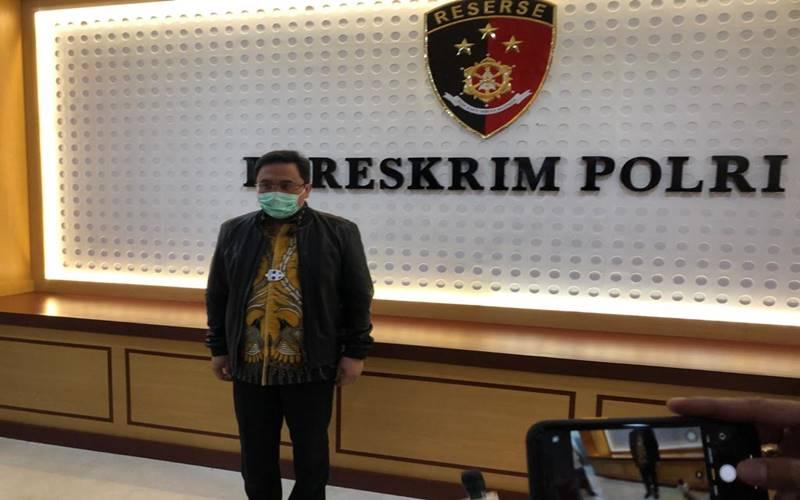 Ketua Badan Pemeriksa Keuangan (BPK) Agung Firman Sampurna. JIBI - Bisnis/Sholahuddin Al Ayyubi