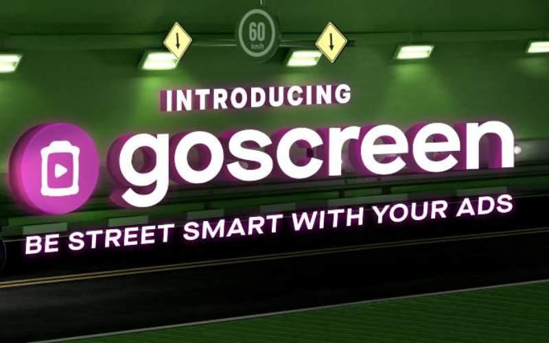 Gojek melalui lengan bisnisnya di bidang periklanan, Promogo, meluncurkan GoScreen. - istimewa