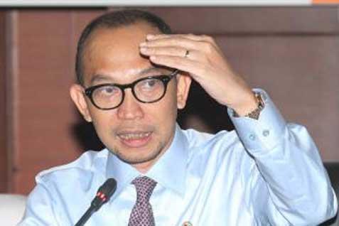Ekonom Universitas Indonesia, sekaligus mantan menteri keuangan di era Presiden SBY, Chatib Basri - Bisnis