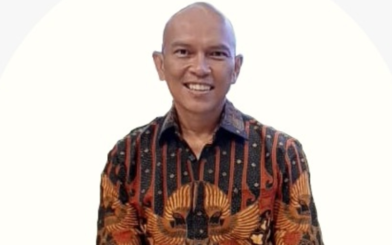Iman Muhammad, Head of Applications Oracle Indonesia. Bisnis - Istimewa