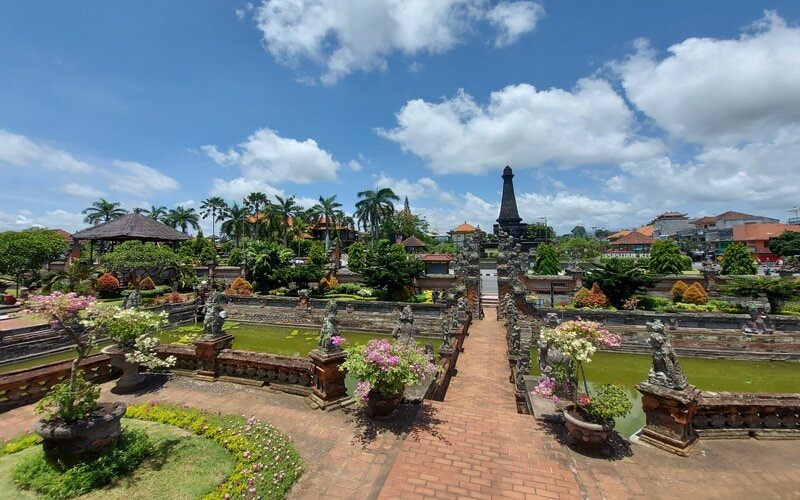 Monumen bersejarah di Bali, Kertha Gosa.