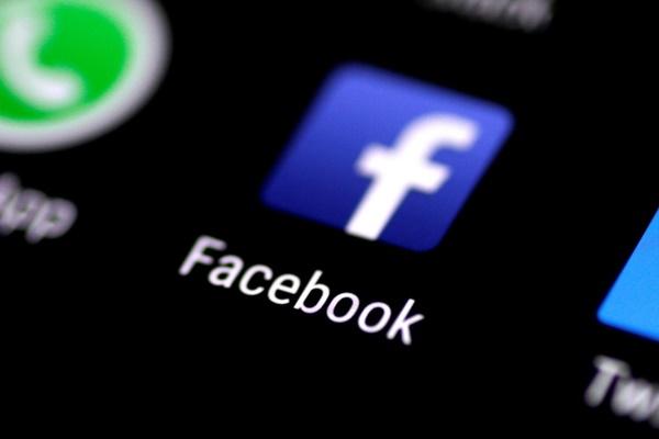 Logo Facebook - Reuters