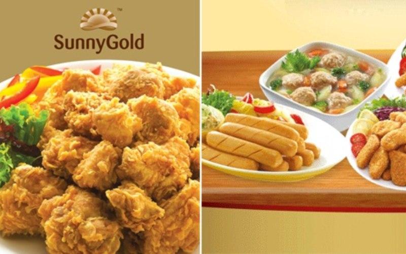 Sunny Gold, salah satu produk makanan olahan PT Malindo Feedmill Tbk. (MAIN). Istimewa