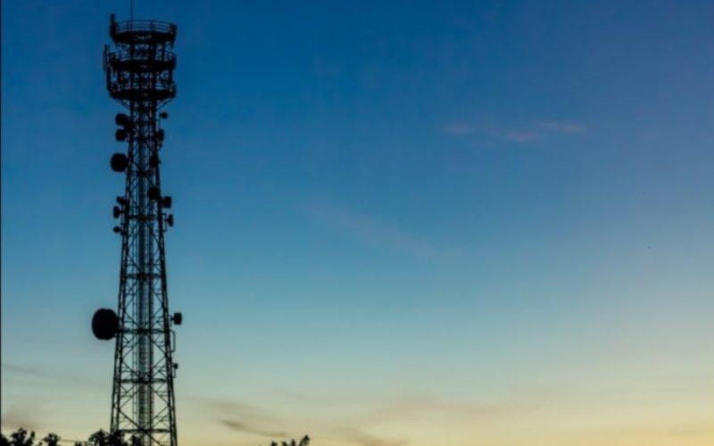 salah satu menara telekomunikasi yang dikelola oleh PT Bali Towerindo Sentra Tbk. - balitower.co.id