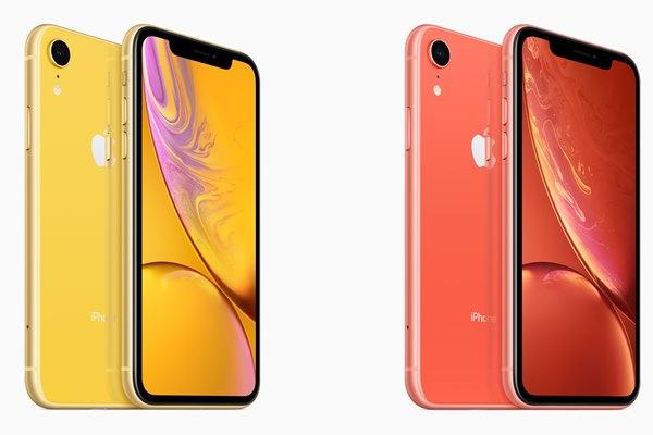 Apple iPhone XR - Apple