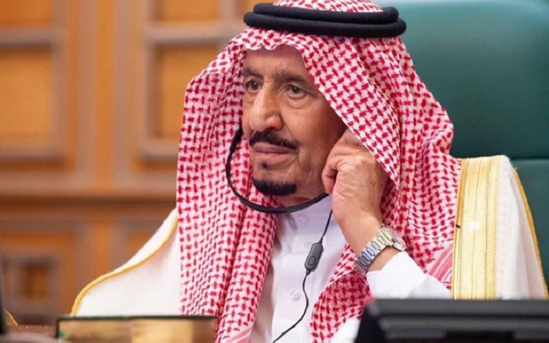 Raja Arab Saudi Salman bin Abdulaziz. - Antara