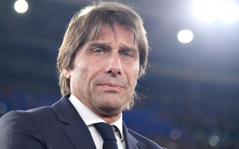 Pelatih Inter Milan Antonio Conte  -  Sempre Inter
