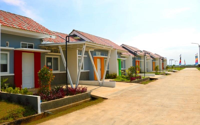 Perumahan Mustika Village Sukamulya yang dikembangkan oleh Mustika Land Group di Cikarang, Bekasi. - Istimewa/Mustika Land Group