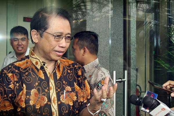 Mantan Ketua DPR Marzuki Alie - Antara/Ubaidillah