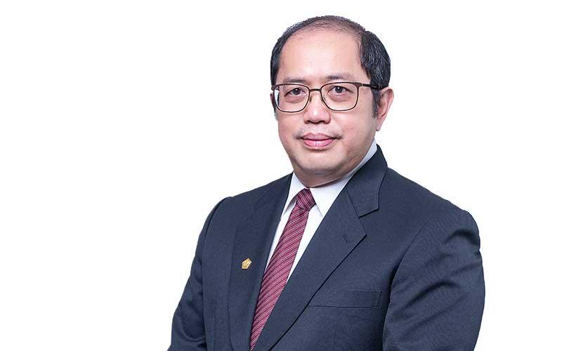 Direktur Jenderal Kekayaan Negara Kementerian Keuangan Isa Rachmatarwata