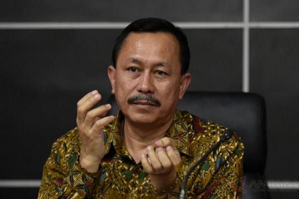 Ketua Komnas HAM Ahmad Taufan Damanik. - Antara