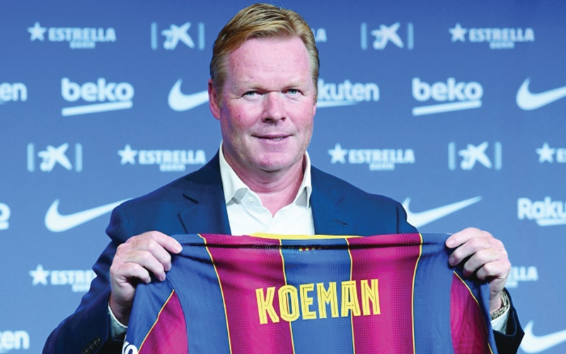 Ronald Koeman - Qatar/Tribune