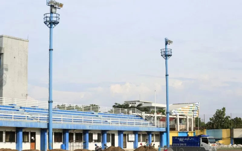 Piala Dunia U-20: Eenovasi Stadion Sidolig Diharapkan Selesai April 2021 - Antara