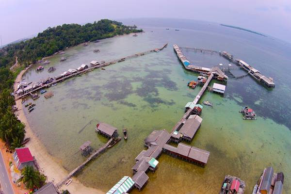 Pulau Bintan - Istimewa