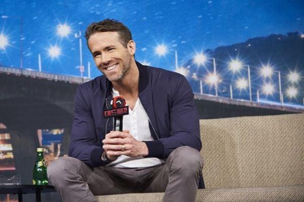 Ryan Reynolds mempromosikan film 'Deadpool 2' di Korea Selatan - Istimewa