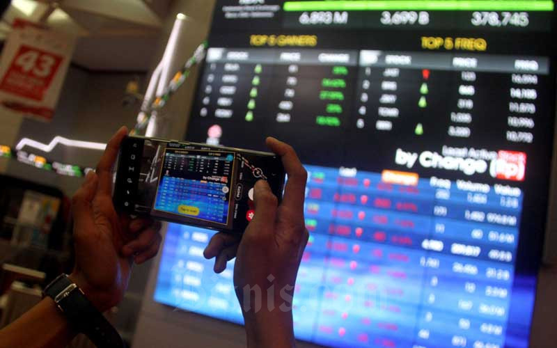 TALF IHSG 10 Saham Top Gainers 17 November 2020, TALF Paling Moncer - Market Bisnis.com