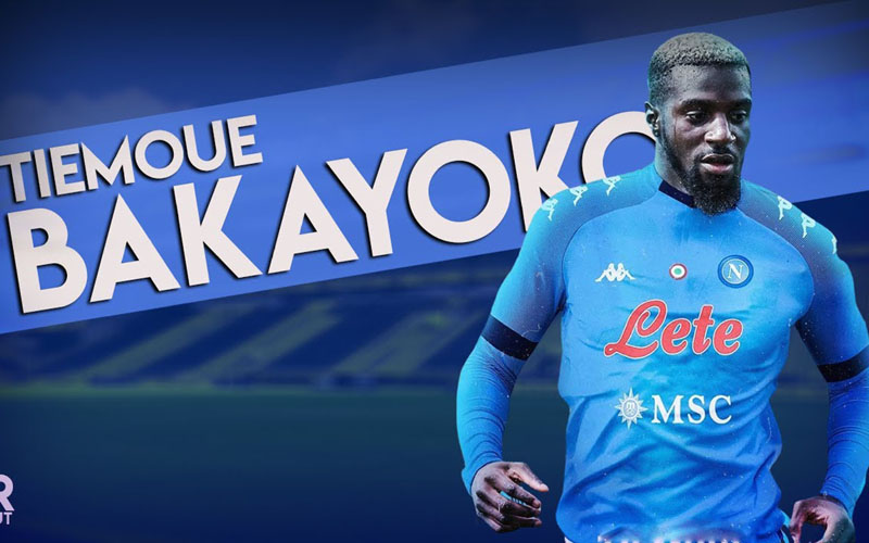 Tiemoue Bakayoko  -  YouTube