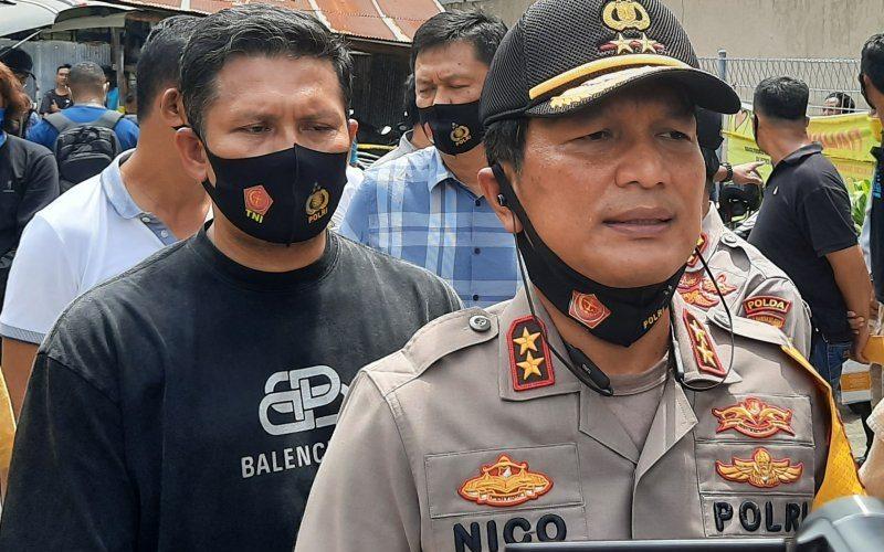 Irjen Pol. Nico Afinta semasa menjabat Kapolda Kalimantan Selatan - Antara/Firman