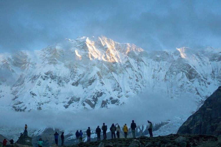 Gunung Muchu Chhish menjadi gunung yang paling sulit didaki