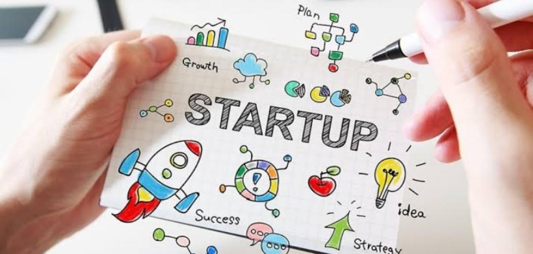Ilustrasi startup.  - istimewa.
