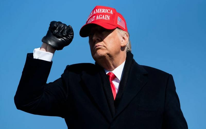 Presiden Amerika Serikat Donald Trump. - Twitter @realDonaldTrump