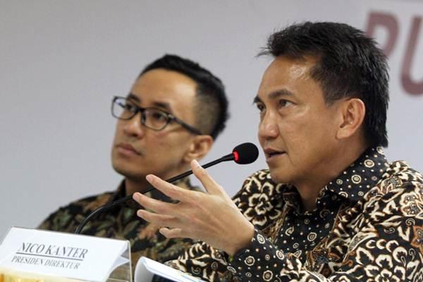 INCO Harga Nikel Menguat, Vale Indonesia (INCO): Hati-Hati! - Market Bisnis.com
