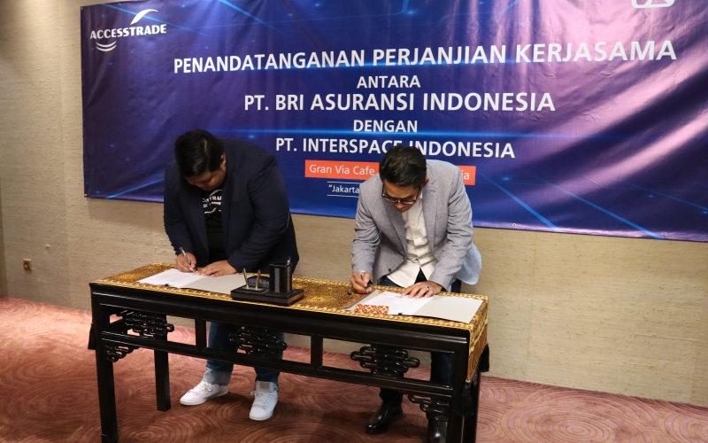 Mau Perluas Jangkauan, BRI Insurance, Gandeng Accesstrade Indonesia - Istimewa